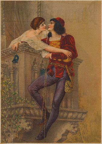 romeo and juliet astrology